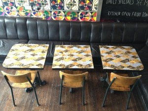 Refuze furniture at Dalston Superstore