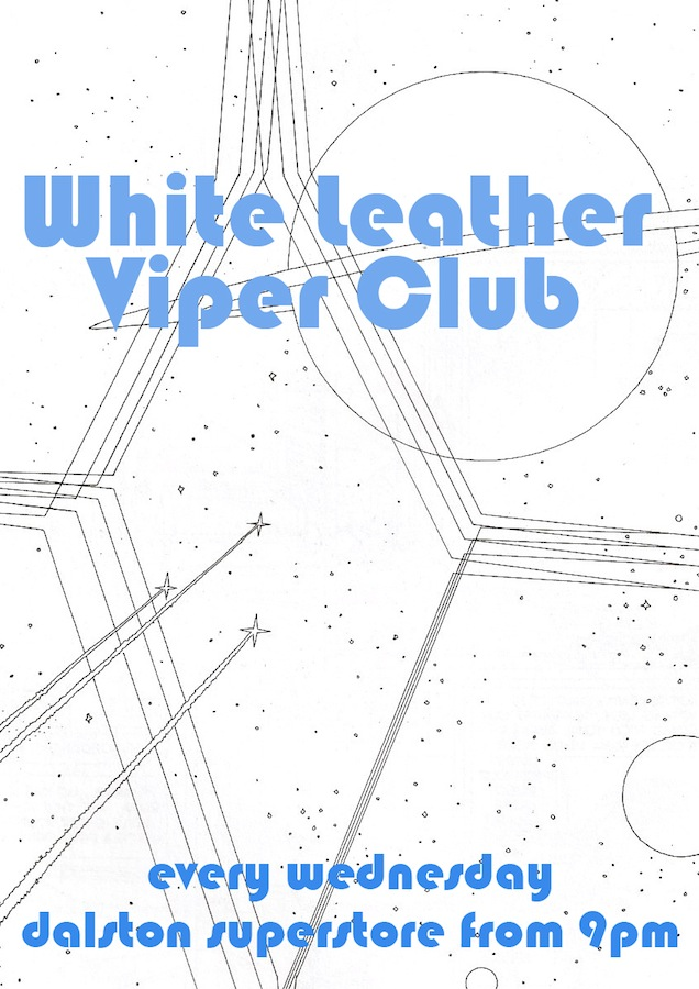 White Leather Viper Club