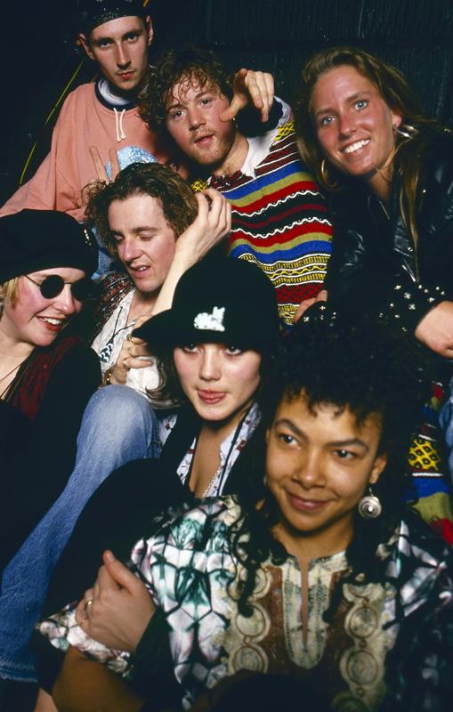 The Future, 1988