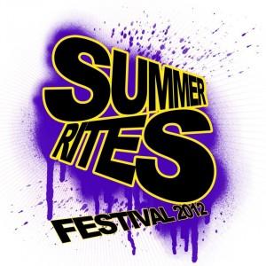Summer Rites logo