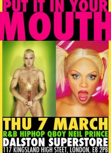 Put It In Your Mouth poster