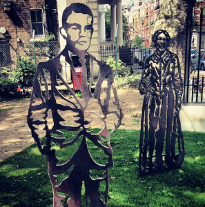 Alan Turing Sculpture
