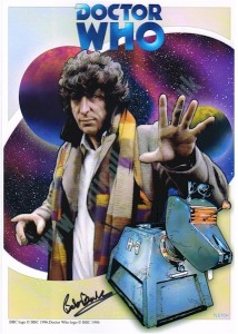 Grizzle - Dr Who K9