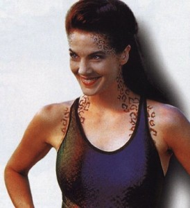 Jadzia Dax Star Trek DS9