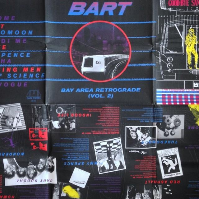 BART Vol 2 on Dark Entries