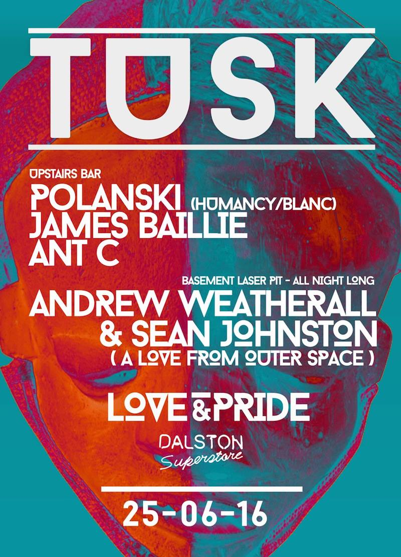 Tusk - Love and Pride