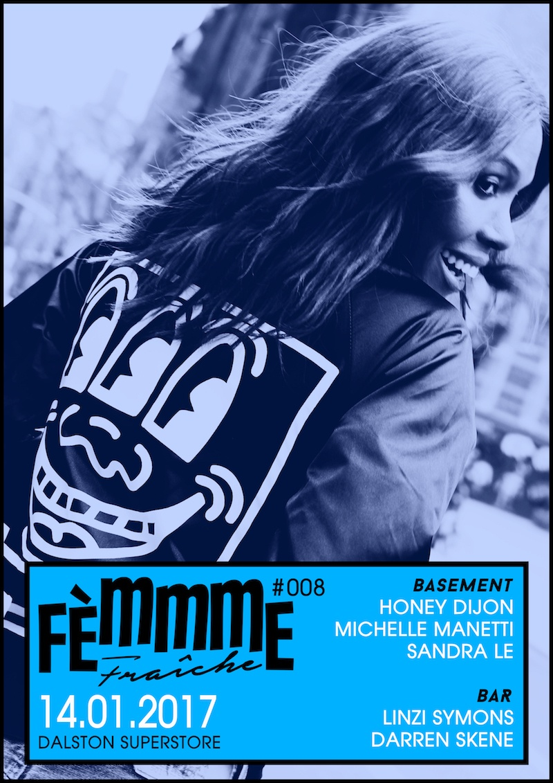 Fèmmme Fraîche presents Honey Dijon