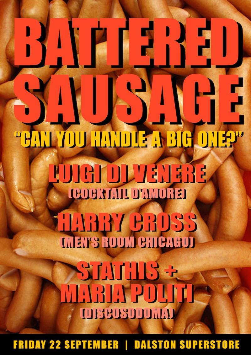 Battered Sausage