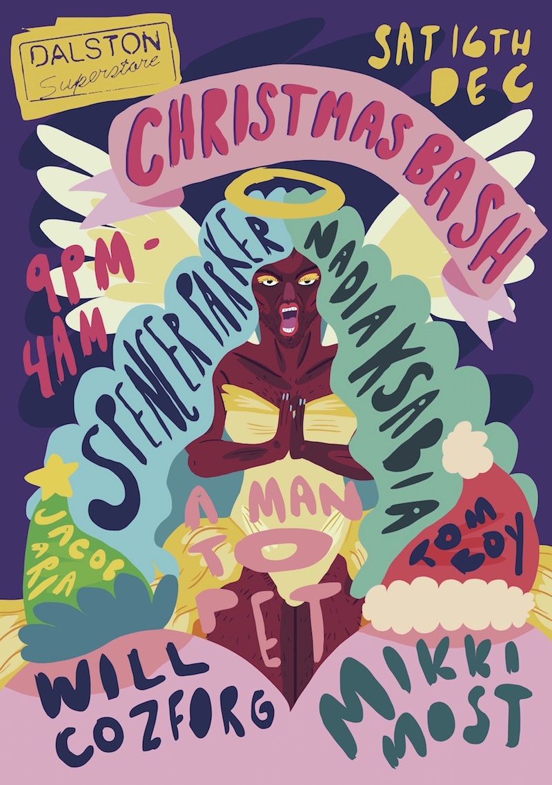 Dalston Superstore Christmas Bash!