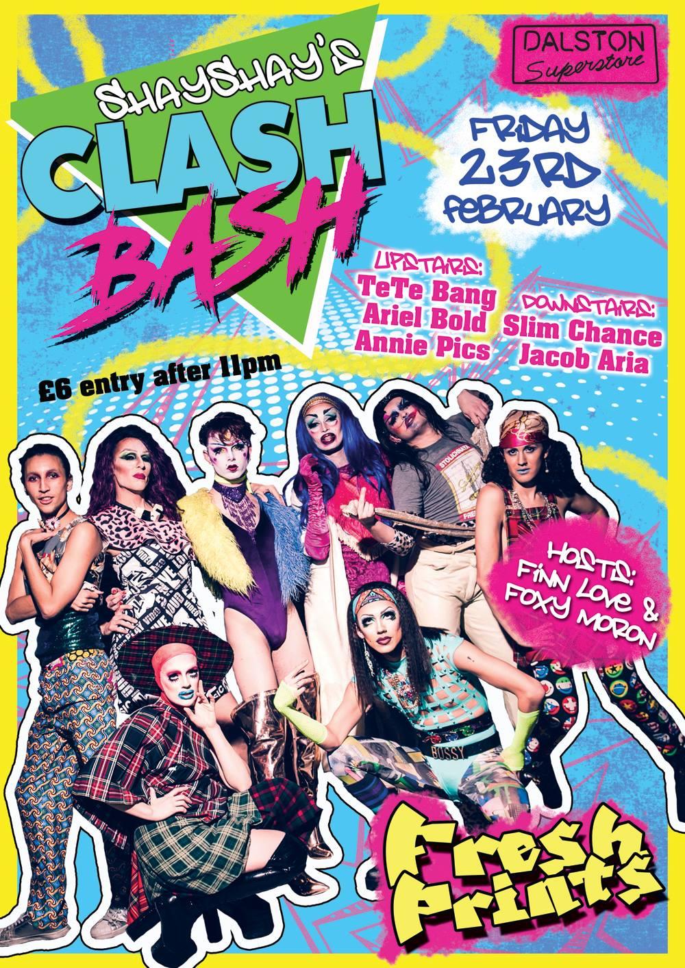 Clash Bash