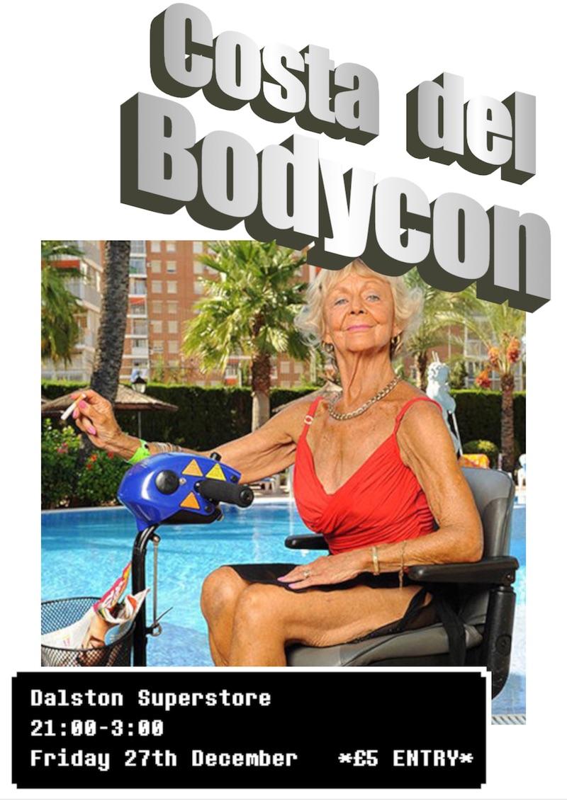 Costa del Bodycon