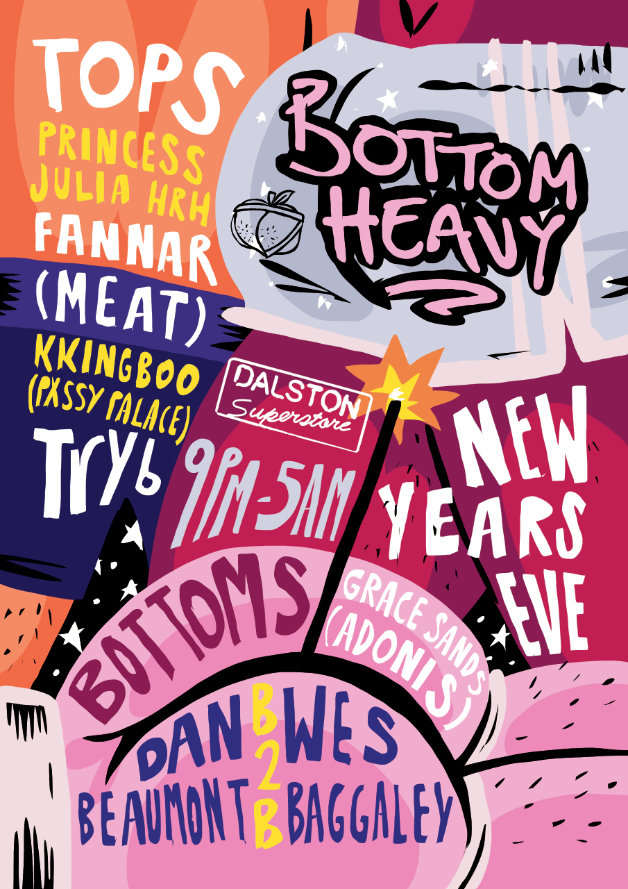 Bottom Heavy NYE!