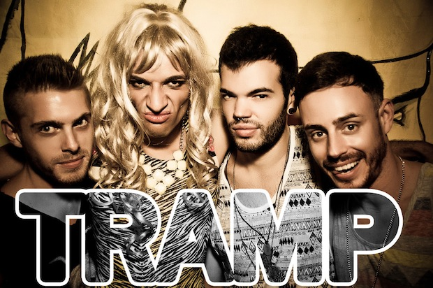 Demi Dalloway QBoy and others at Tramp