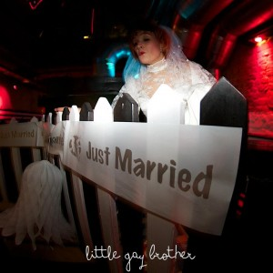 My Big Fat Dalston Wedding at Dalston Superstore