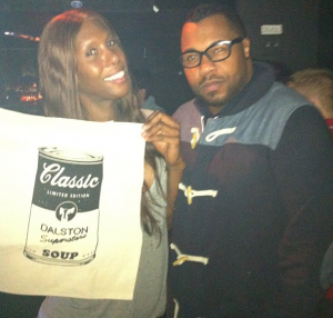 Honey Dijon and Derrick Carter