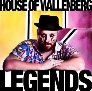 Legends album cover