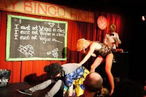 Gay Bingo with John Sizzle, Jonny Woo and Ma Butcher