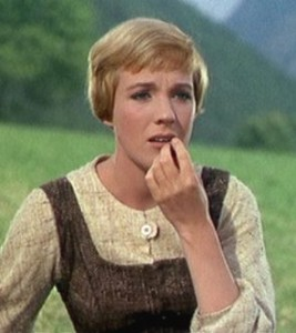 Julie Andrews Nun SPC
