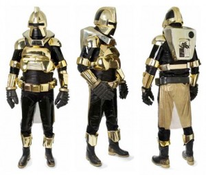 Grizzle- BSG Cylons