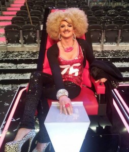 Gloria Viagra on The Voice Of Germany