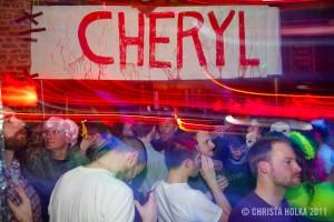Cheryl London