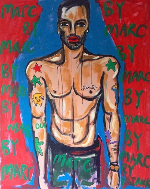 Marc Jacobs by Patrick Church