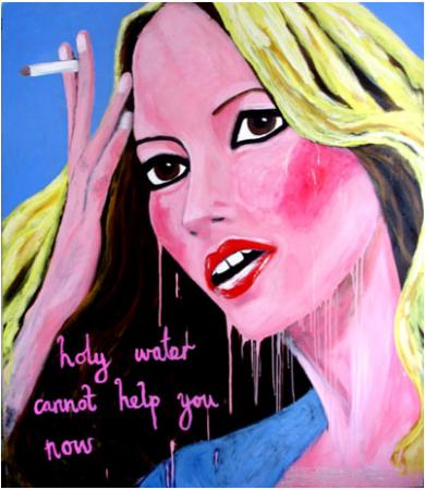 Stella Vine's Holy Water
