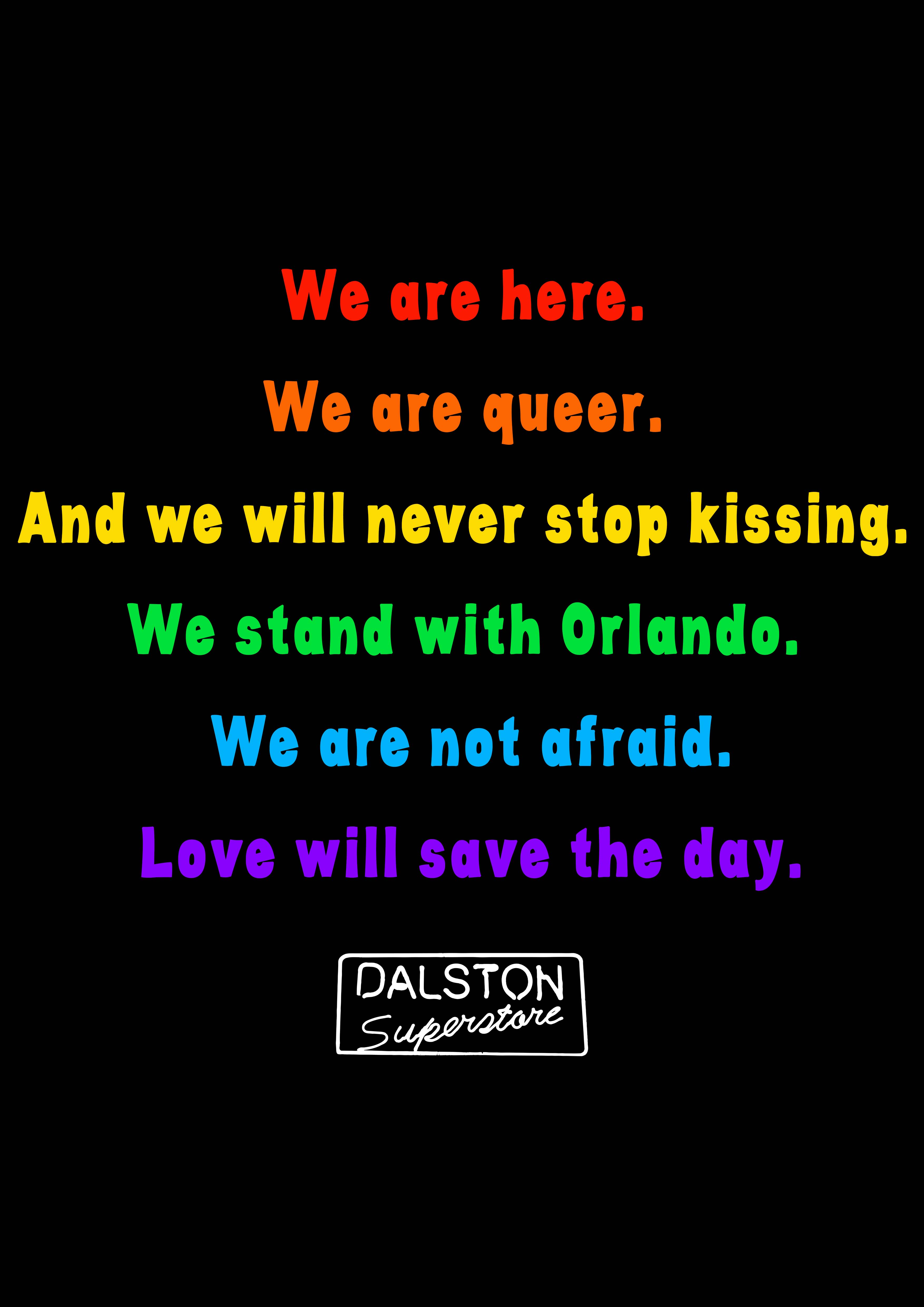 Orlando, with Love: Pulse Victims Fundraiser