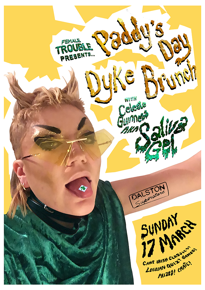 St Paddy's Day Dyke Brunch