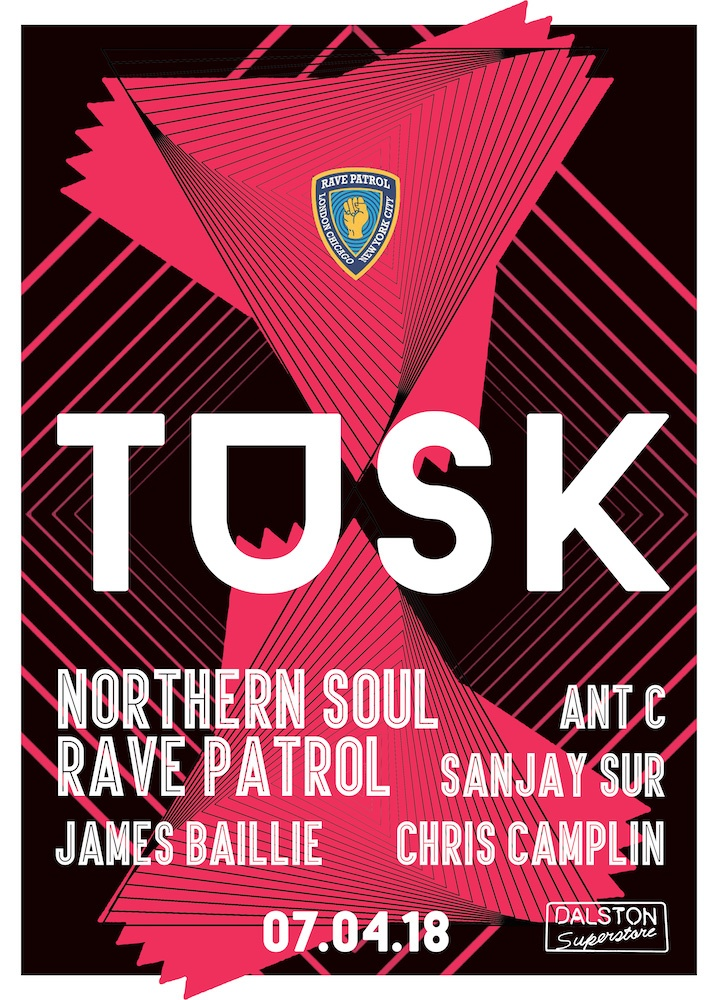 tusk at dalston superstore