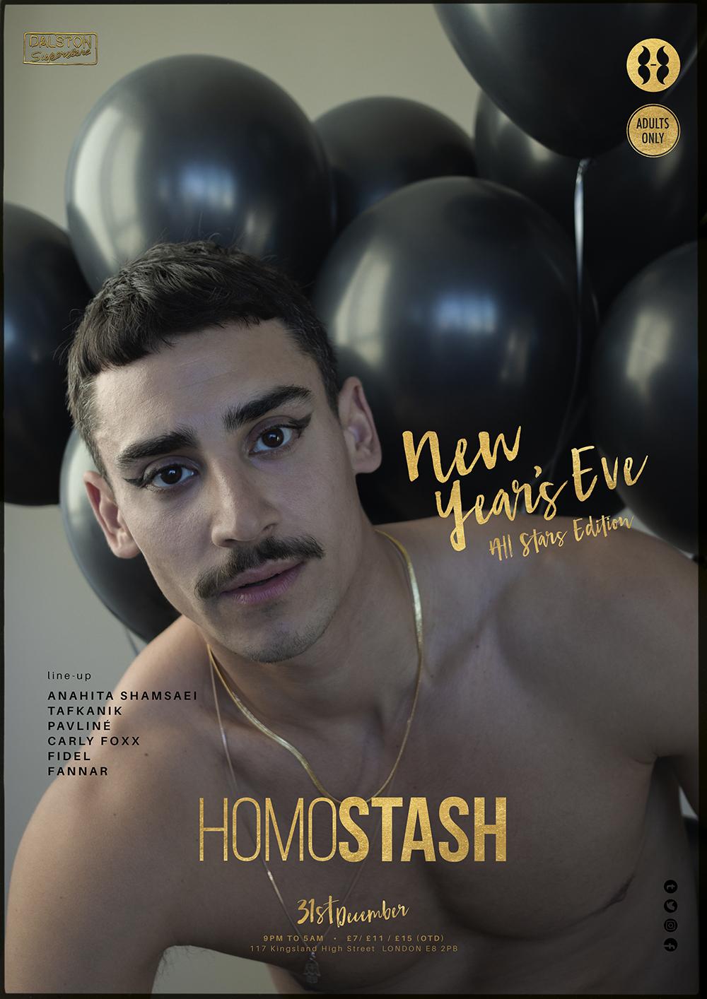 Homostash Allstars NYE
