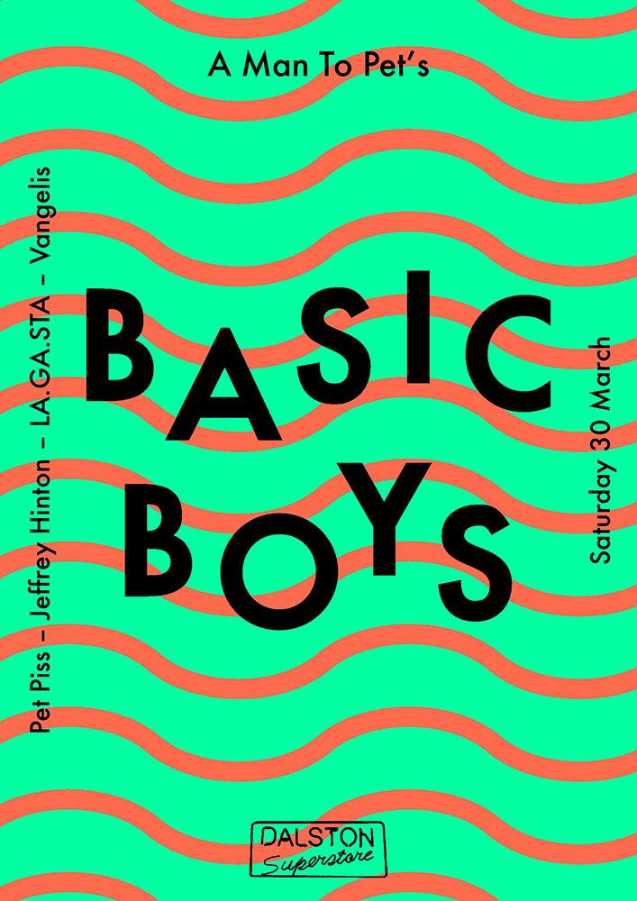 A Man To Pet's Basic Boys