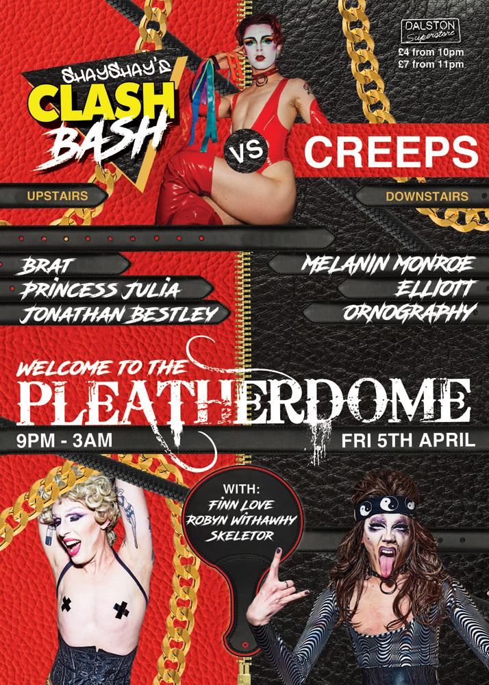Clash Bash x Creeps