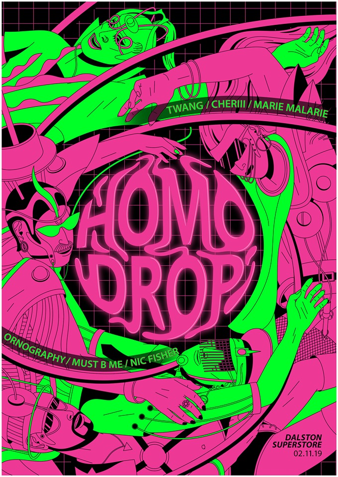 Homodrop turns 5!