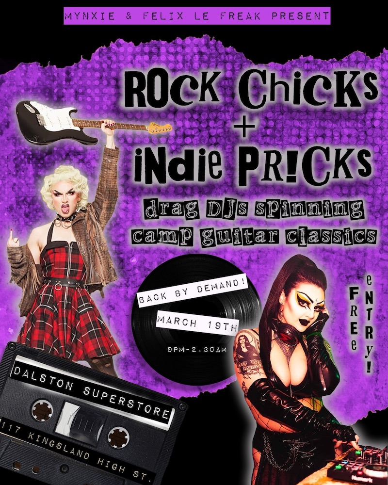 Rock Chicks & Indie Pr!cks