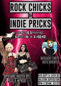 rock chicks and indie pricks at dalston superstore